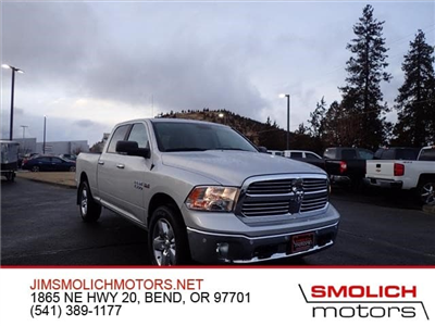2018 Ram 1500 Crew Cab 4x4, Pickup #DT17563 - photo 1