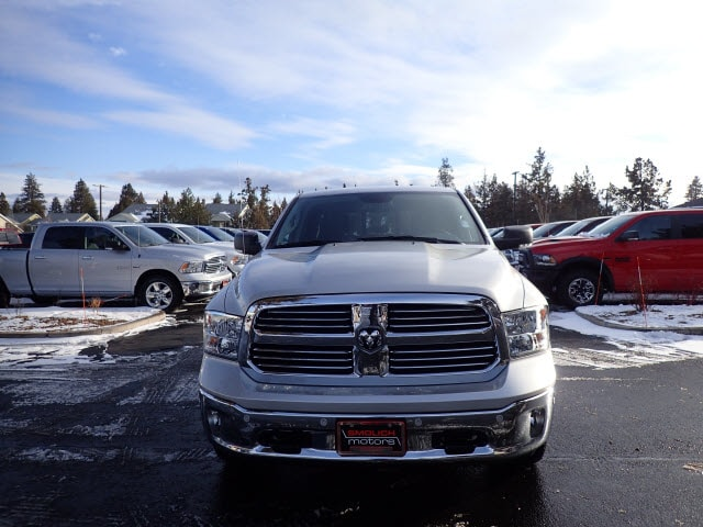 2018 Ram 1500 Crew Cab 4x4, Pickup #DT17585 - photo 8