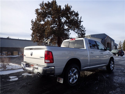 2018 Ram 1500 Crew Cab 4x4, Pickup #DT17585 - photo 2
