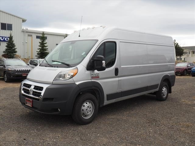 2018 ProMaster 2500 High Roof 4x2,  Empty Cargo Van #DT17650 - photo 8
