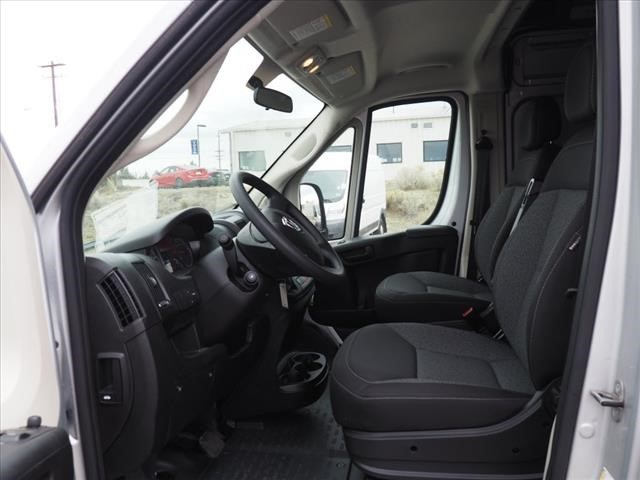2018 ProMaster 2500 High Roof 4x2,  Empty Cargo Van #DT17650 - photo 10