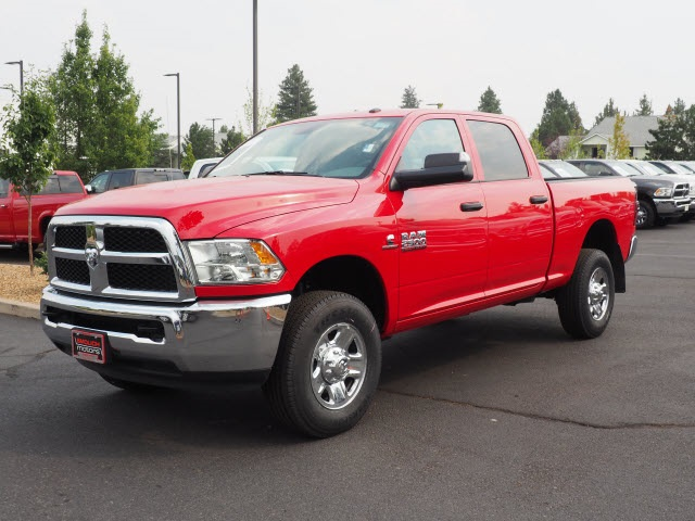 2018 Ram 2500 Crew Cab 4x4,  Pickup #DT18071 - photo 2