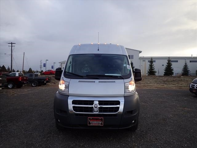 2018 ProMaster 2500 High Roof 4x2,  Empty Cargo Van #DT18081 - photo 9