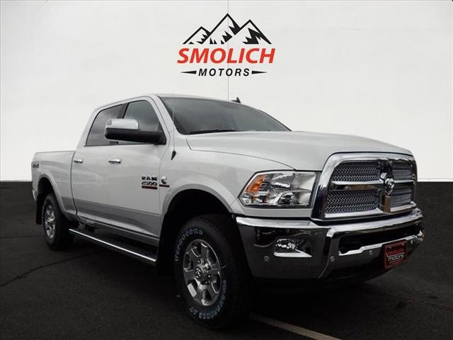 2018 Ram 2500 Crew Cab 4x4,  Pickup #DT18153 - photo 1