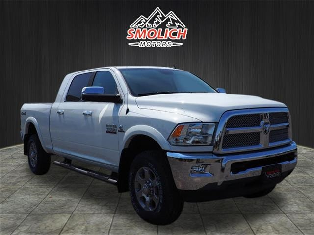 2018 Ram 3500 Mega Cab 4x4,  Pickup #DT18168 - photo 1