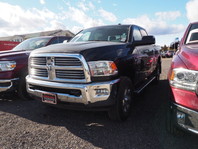 2018 Ram 2500 Crew Cab 4x4,  Pickup #DT18171 - photo 3