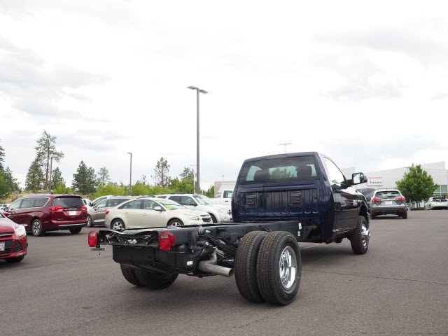 2018 Ram 3500 Regular Cab DRW 4x4,  Cab Chassis #DT18216 - photo 18