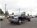 2018 Ram 3500 Regular Cab DRW 4x4,  Cab Chassis #DT18216 - photo 1