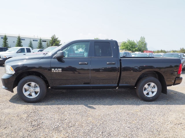 2018 Ram 1500 Quad Cab 4x4,  Pickup #DT18243 - photo 6