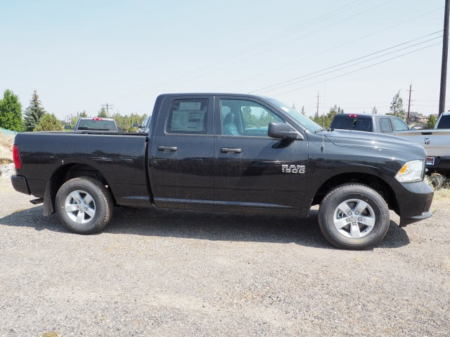 2018 Ram 1500 Quad Cab 4x4,  Pickup #DT18247 - photo 3