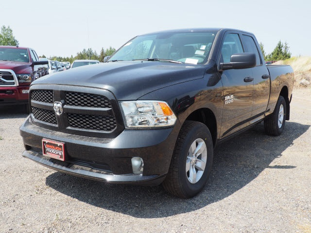 2018 Ram 1500 Quad Cab 4x4,  Pickup #DT18247 - photo 7