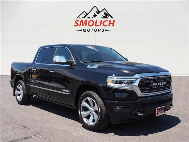 2019 Ram 1500 Crew Cab 4x4,  Pickup #DT18249 - photo 1