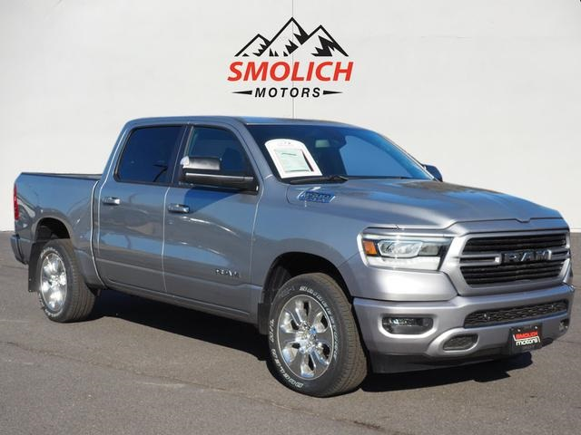 2019 Ram 1500 Crew Cab 4x4,  Pickup #DT18278 - photo 1