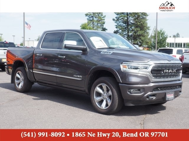 2019 Ram 1500 Crew Cab 4x4,  Pickup #DT18287 - photo 5