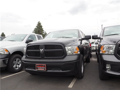 2018 Ram 1500 Quad Cab 4x4,  Pickup #DT18301 - photo 2