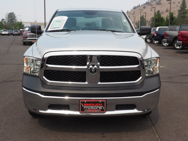2018 Ram 1500 Quad Cab 4x4,  Pickup #DT18390 - photo 8