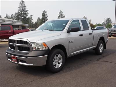 2018 Ram 1500 Quad Cab 4x4,  Pickup #DT18390 - photo 7
