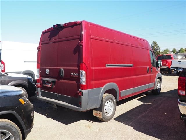 2018 ProMaster 2500 High Roof FWD,  Empty Cargo Van #DT18461 - photo 2