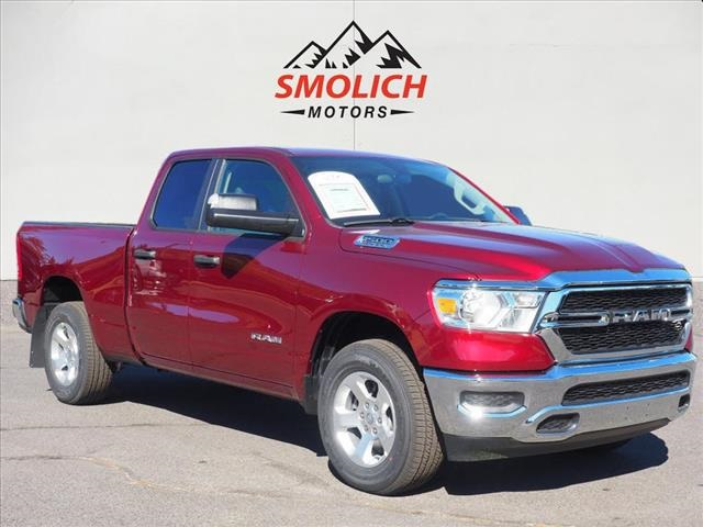2019 Ram 1500 Quad Cab 4x4,  Pickup #DT18472 - photo 3