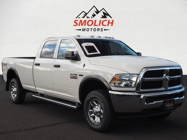 2018 Ram 2500 Crew Cab 4x4,  Pickup #JG349699 - photo 1