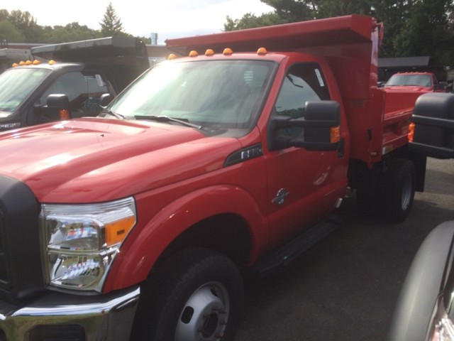 2015 F-350 Regular Cab DRW 4x4, Reading Marauder SL Dump Dump Body #S1466 - photo 1