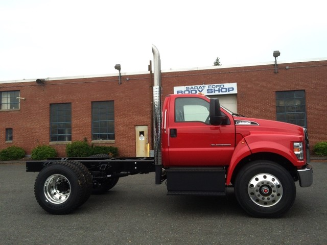 2016 F-650 DRW 4x2,  Cab Chassis #T1208 - photo 4