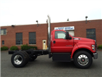 2016 F-650 DRW 4x2,  Cab Chassis #T1208 - photo 1