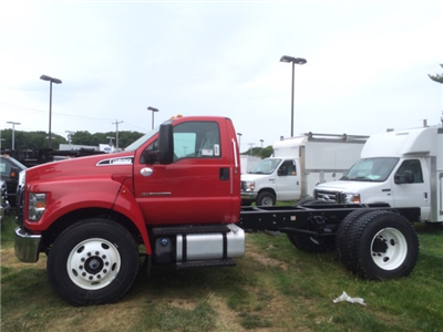 2016 F-650 DRW 4x2,  Cab Chassis #T1214 - photo 4