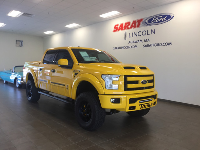 2016 F-150 SuperCrew Cab 4x4,  Pickup #T1702 - photo 1