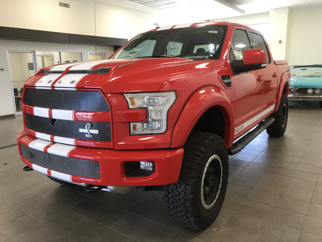 2016 F-150 SuperCrew Cab 4x4, Pickup #T1984 - photo 1