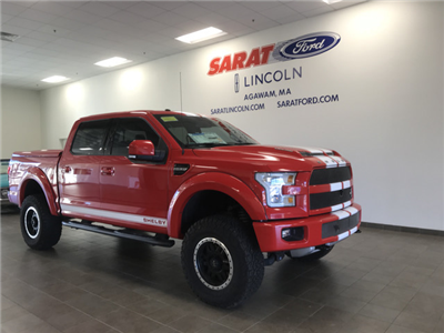 2016 F-150 SuperCrew Cab 4x4, Pickup #T1984 - photo 3