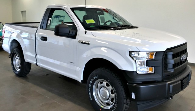 2017 F-150 Regular Cab 4x4,  Pickup #W0316 - photo 1