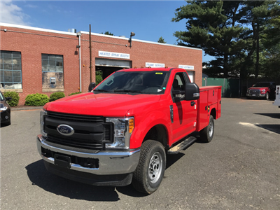 2017 F-250 Regular Cab 4x4,  Knapheide Standard Service Body #W0627 - photo 1