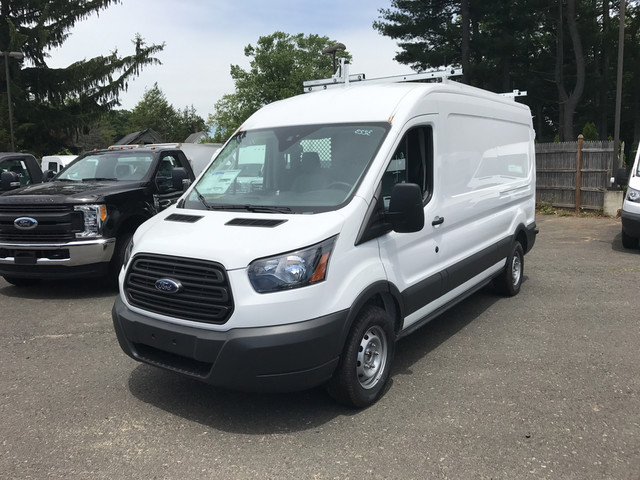 2017 Transit 250 Med Roof, Sortimo ProPaxx HVAC and Plumbing Upfitted Van #W0649 - photo 1