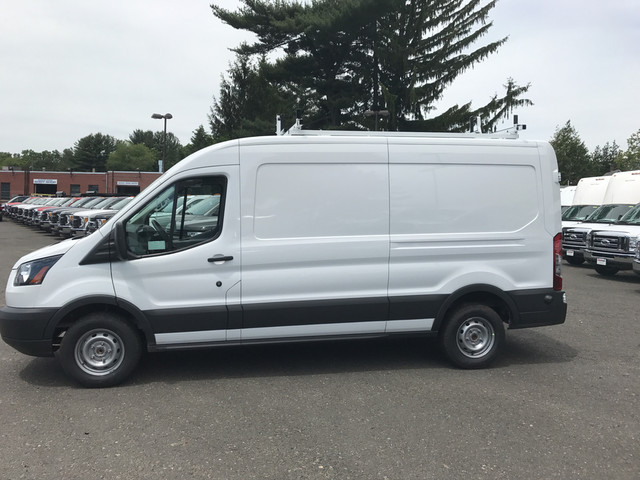 2017 Transit 250 Med Roof, Sortimo ProPaxx HVAC and Plumbing Upfitted Van #W0649 - photo 3
