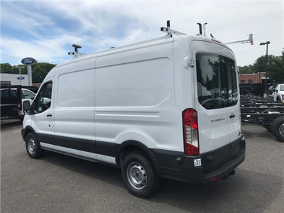 2017 Transit 250 Med Roof, Sortimo ProPaxx HVAC and Plumbing Upfitted Van #W0649 - photo 4