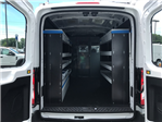 2017 Transit 250 Med Roof, Sortimo ProPaxx HVAC and Plumbing Upfitted Van #W0649 - photo 2