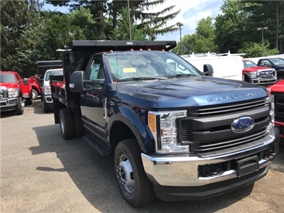 2017 F-350 Regular Cab DRW 4x4,  Reading Marauder SL Dump Body #W0719 - photo 1