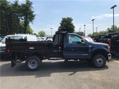 2017 F-350 Regular Cab DRW 4x4,  Reading Marauder SL Dump Body #W0719 - photo 4