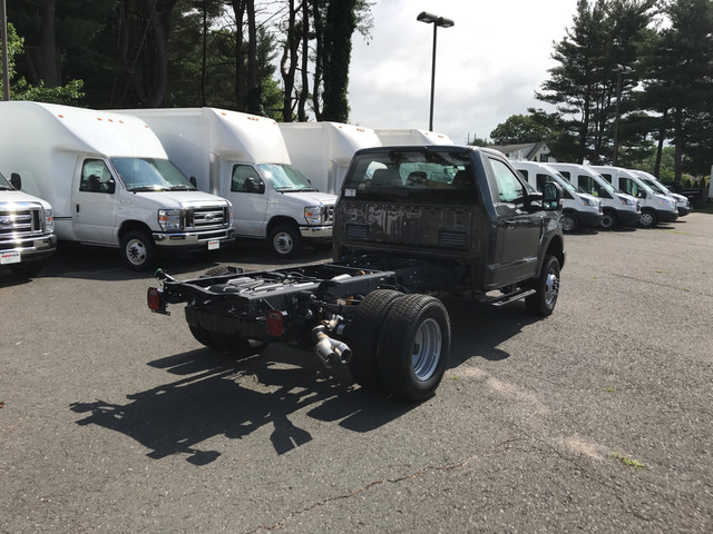 2017 F-350 Regular Cab DRW 4x4, Cab Chassis #W0747 - photo 2