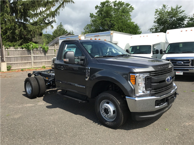 2017 F-350 Regular Cab DRW 4x4, Cab Chassis #W0747 - photo 1