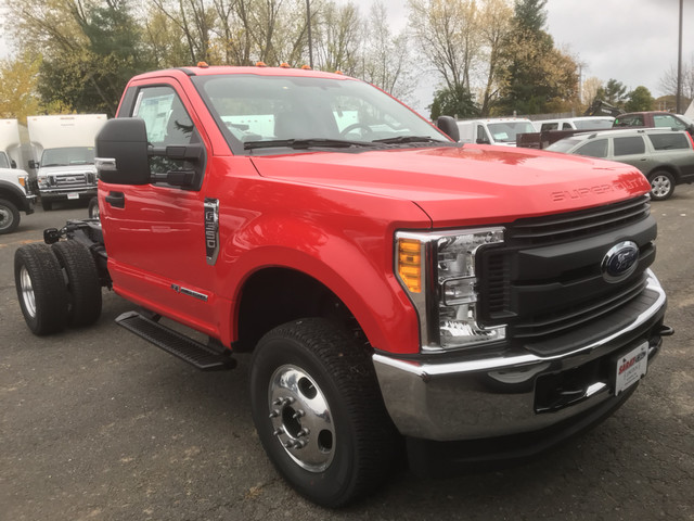 2017 F-350 Regular Cab DRW 4x4,  Cab Chassis #W1148 - photo 5