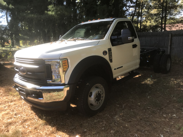 2017 F-450 Regular Cab DRW 4x4,  Cab Chassis #W1261 - photo 1