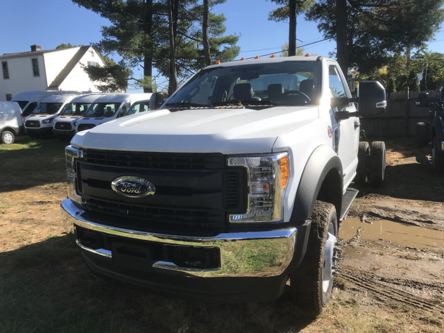 2017 F-450 Regular Cab DRW 4x4,  Cab Chassis #W1285 - photo 4