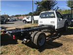 2017 F-450 Regular Cab DRW 4x4,  Cab Chassis #W1285 - photo 1