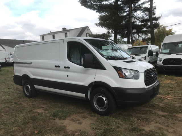 2018 Transit 150 Low Roof 4x2,  Empty Cargo Van #X0044 - photo 1