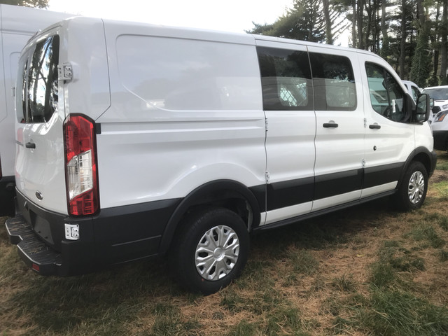 2018 Transit 250 Low Roof 4x2,  Empty Cargo Van #X0057 - photo 4