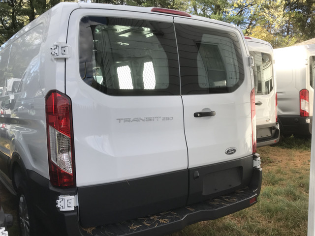 2018 Transit 250 Low Roof 4x2,  Empty Cargo Van #X0057 - photo 5