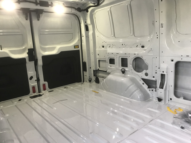 2018 Transit 250 Low Roof 4x2,  Empty Cargo Van #X0064 - photo 9