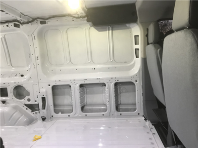2018 Transit 250 Low Roof 4x2,  Empty Cargo Van #X0074 - photo 9
